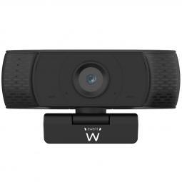 Camara web ewent ew1590 fhd -  30fps -  usb 2.0 - Imagen 1