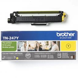 Toner brother tn247y amarillo 2300 páginas - Imagen 1
