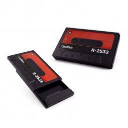 Carcasa disco duro - hdd - ssd coolbox coo - scp2533 - r 2.5pulgadas sata usb 3.0 - Imagen 1