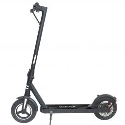Scooter patinete electrico denver sel - 10500f - 350w - ruedas 10pulgadas -  25 km - h - autonomia 30km - negro - Imagen 1