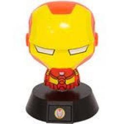 Lampara paladone icon marvel iron man - Imagen 1