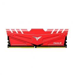 Memoria ram ddr4 16gb 3200mhz teamgroup dark z rojo cl 16 - 1.35v tdzrd416g3200hc16f01 - Imagen 1
