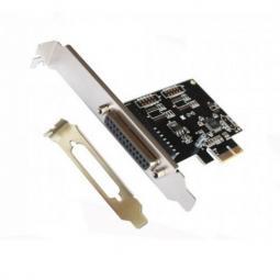 Tarjeta l - link pci express  1 puerto paralelo (db25 h)  con adaptador para perfil bajo - Imagen 1
