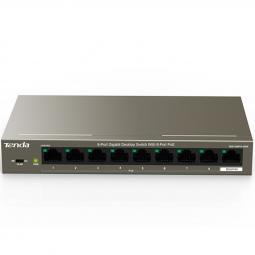 Switch 9 puertos (8 puertos poe) 10 - 100 - 1000 tenda - Imagen 1