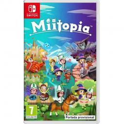 Juego nintendo switch -  miitopia - Imagen 1