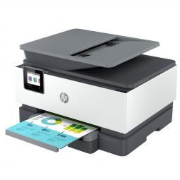 Multifuncion hp inyeccion color officejet pro 9010e fax -  a4 -  22ppm -  usb -  red -  wifi -  duplex todas las funciones - Ima