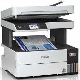 Multifuncion epson inyeccion color ecotank et5170 fax -  a4 -  17ppm -  usb -  red -  wifi -  wifi direct -  duplex impresion -