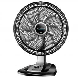 Ventilador de sobremesa mondial vtx40 8 aspas 40cm turbo - Imagen 1