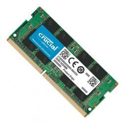 Memoria portatil ddr3 l 4gb crucial - so dimm 204 - 1600 mhz - pc3 12800 - cl11 - 1.35v - Imagen 1