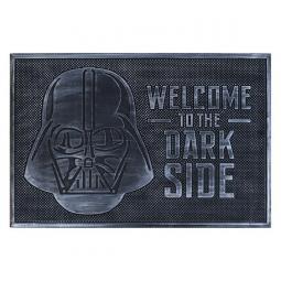 Felpudo pyramid star wars darth vader bienvenido al lado oscuro - Imagen 1