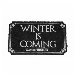 Felpudo pyramid juego de tronos winter is coming - Imagen 1