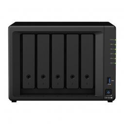 Servidor nas synology disk station ds1520+ 8 gb 5 bahias raid ethernet gigabit - Imagen 1