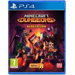 Juego ps4 -  minecraft dungeons -  hero edition - Imagen 1