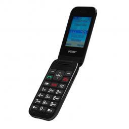 Telefono movil denver 24pulgadas - sms - dual band - dual sim - camara - boton sos - para mayores - Imagen 1