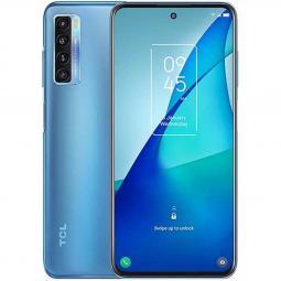 Telefono movil smartphone tcl 20l luna blue 6.67pulgadas -  128gb rom -  4gb ram -  48+8+2+2 mpx -  16 mpx -  5000 mah - - Image