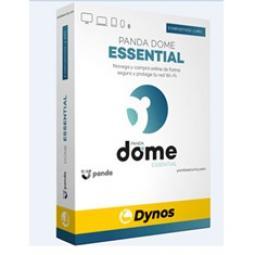 Antivirus panda dome  essential 2 dispositivos 1 año dynos - Imagen 1
