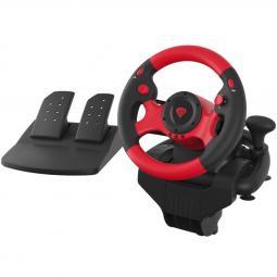 Volante gaming genesis seaborg 300 pc - Imagen 1