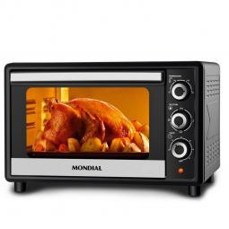 Mini horno mondial oven fr14 1600w 32l - Imagen 1