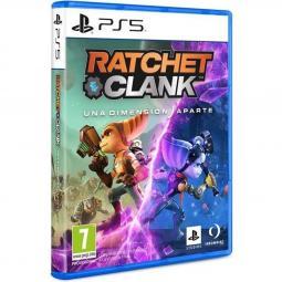 Juego ps5 -  ratchet & clank: una dimension aparte - Imagen 1