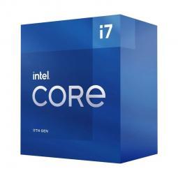 Micro. intel i7 11700 lga 1200 11ª generacion 8 nucleos 2.50ghz 16mb in box - Imagen 1