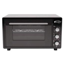 Mini horno san ignacio 1500w - 36l  - ventilador - 5 programas - rustidor giratorio - Imagen 1