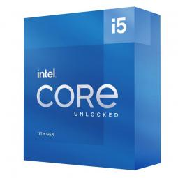 Micro. intel i5 11600kf lga 1200 11ª generacion 6 nucleos 3.90ghz 12mb no graphics in box - Imagen 1