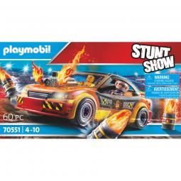 Playmobil stuntshow crash car - Imagen 1