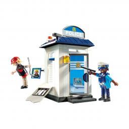 Playmobil ciudad starter pack policia - Imagen 1