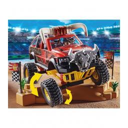 Playmobil stuntshow monster truck horned - Imagen 1
