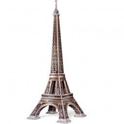 Puzzle 3d wrebbit edificios emblematicos torre eiffel 816 piezas - Imagen 1