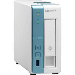 Servidor nas qnap ts - 131k 1 gb  ethernet gigabit - Imagen 1