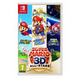 Juego nintendo switch -  super mario 3d all star - Imagen 1