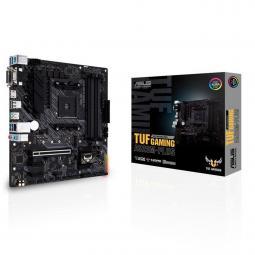 Placa base asus amd tuf gaming a520m - plus socket am4 ddr4 x4 3200mhz max 128gb d - sub dvi - d hdmi  matx - Imagen 1