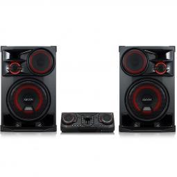 Microcadena lg cl98 xboom - 3500w rms -  bluetooth -  karaoke -  usb -  luces led. - Imagen 1