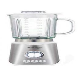 Batidora de vaso san ignacio 1200w -  jarra cristal 1.8l - cuchilla 6 hojas - 20000 rpm - Imagen 1