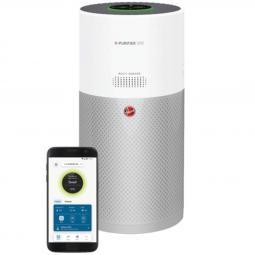 Purificador de aire hoover hhp50 sensor temperatura y humedad 110m2 - Imagen 1