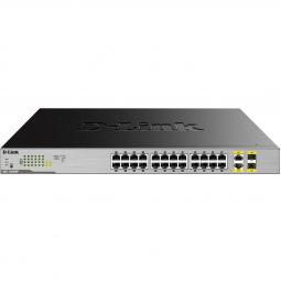 Switch d - link 26 puertos gigabit max poe - Imagen 1