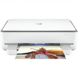 Multifuncion hp inyeccion color envy 6020e a4 -  10ppm -  usb -  wifi - Imagen 1