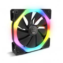 Ventilador caja nox hummer s - fan 1200mm dual ring argb - Imagen 1