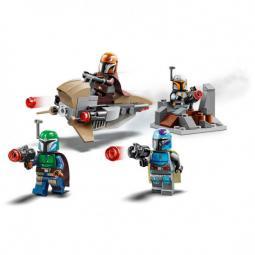 Lego star wars el mandaloriano pack de combate mandalorianos 75267 - Imagen 1