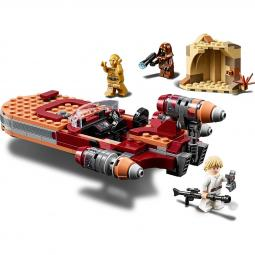 Lego star wars speeder terrestre de luke skywalker 75271 - Imagen 1