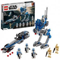 Lego star wars soldados clon de la legion 501 75280 - Imagen 1