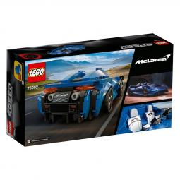 Lego construcciones deportivo mclaren elva 76902 - Imagen 1