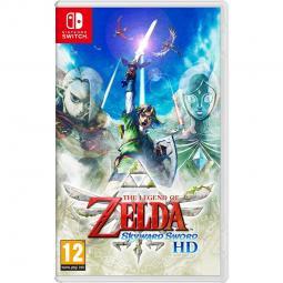 Juego nintendo switch -  zelda: skyward sword hd - Imagen 1