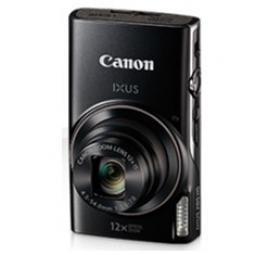 Camara digital canon ixus 185 negra 20mp zoom 16x -  zo 8x -  2.7pulgadas+ funda - Imagen 1
