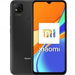 Telefono movil smartphone xiaomi redmi 9c grey 6.53pulgadas -  32gb rom -  2 gb  ram -  13+2+2mpx - 5mpx -  5000 mah -  4g -  hu