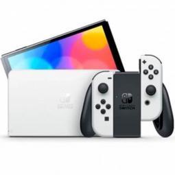 Consola nintendo switch oled blanca - Imagen 1