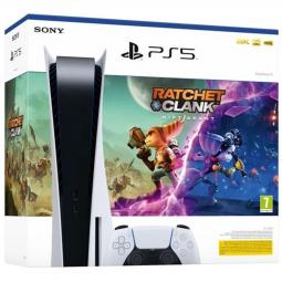 Consola sony ps5 + ratchet and clank - Imagen 1