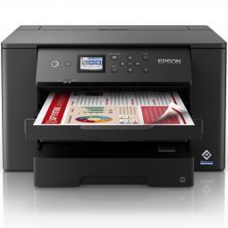 Impresora epson inyeccion color workforce wf - 7310dtw a3+ -  25ppm -  usb -  red -  wifi -  wifi direct -  lcd -  duplex impres
