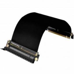 Cable riser pci - e 3.0 thermaltake 20cm - x16 - negro - Imagen 1